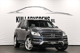 "Mercedes-Benz ML 350 4Matic | 21"" AMG | Värmare"