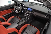 Mercedes-Benz SLK 55 AMG | Comand