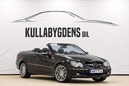 Mercedes-Benz CLK 200 Kompr. cab  Aut | Navi