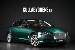 Jaguar XF 5.0 V8 Portfolio 385hk