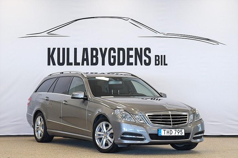 Mercedes-Benz E 220 CDI T Aut Avantgarde | Drag
