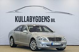 Mercedes-Benz S 500 V8 Aut | Taklucka | Sv-såld