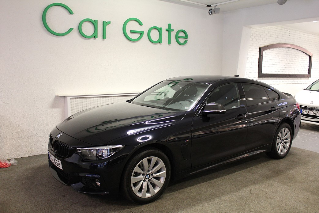 BMW 420d xDrive Gran Coupé, F36 (190hk)