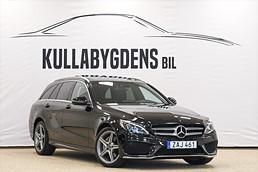 Mercedes-Benz C 220d 4Matic T Aut AMGsky | Burmester