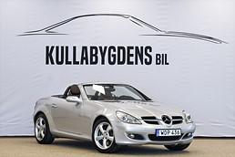 Mercedes-Benz SLK 350 (272hk) V6