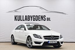 Mercedes-Benz CLS 63 V8 AMG | Comand