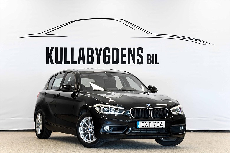 BMW 118D 5D Advantage