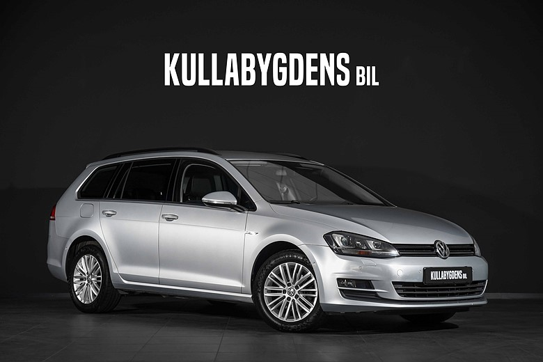 Volkswagen Golf 2.0 TDI DSG SC Cup