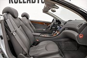 Mercedes-Benz SL 500 V8 | ABC | Comand