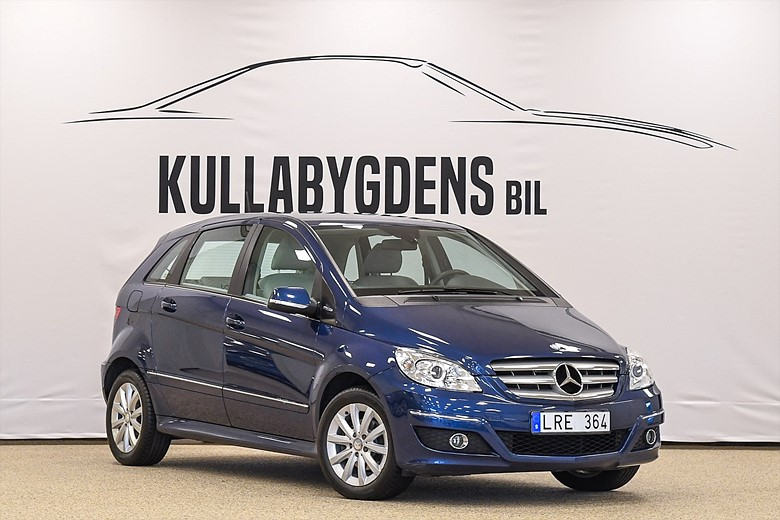 Mercedes-Benz B 180 Blue efficiency