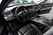 BMW 730d | Drag | Navi