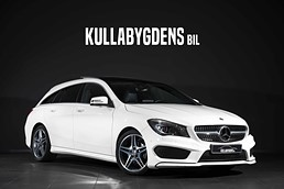 Mercedes-Benz CLA 200d AMG Shooting Brake 4Matic