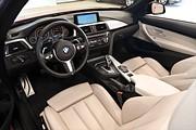 BMW 430i cab xDrive M-sport | Navi | Läder