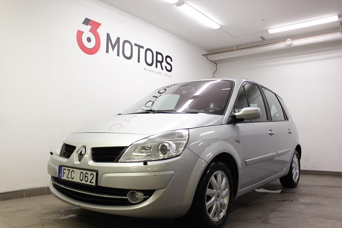 Renault Scénic 1.6 *Lågamil, Nyservad*