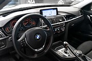 BMW 330 E iPerformance Plug In-hybrid