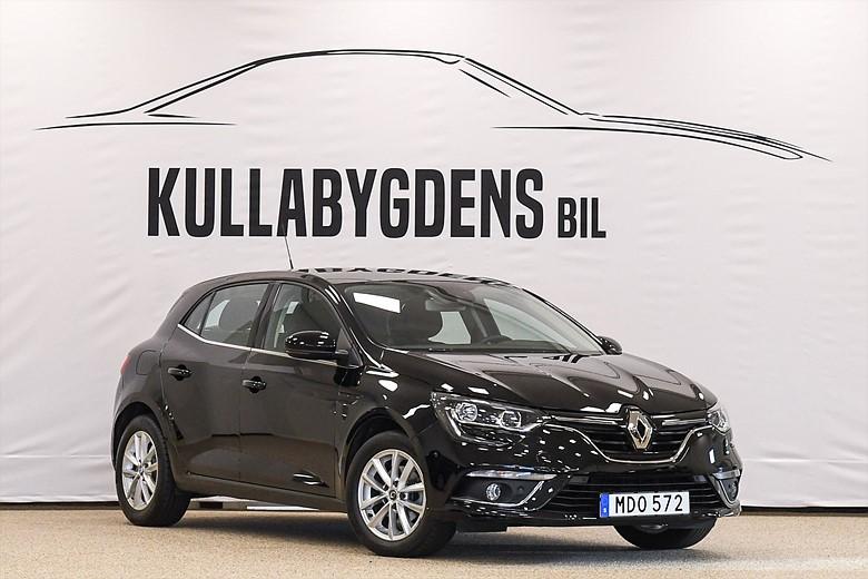 Renault Megane 1.5 dCi Automat 110hk