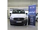 Mercedes Vito 113 CDI TouchShift, 136hk, 2012