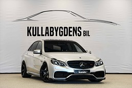 Mercedes-Benz E 63 AMG V8 Bi-turbo   Distronic   H/K