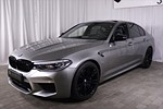 BMW M5 Steptronic, 600hk, Competition optik, World Wide Warranty - 2018
