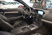 Mercedes-Benz E 350 CDI Coupé AMG   Navi